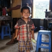 Cute Boy in Falam, Myanmar (Burma)