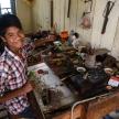Metalworker - Jewelry - Falam, Myanmar (Burma)
