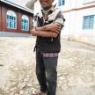 Local Burmese Man in Falam, Myanmar (Burma)
