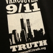 VANCOUVER - SEPT 11: 9/11 Truth Demonstration, Vancouver, Canada