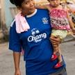 Cute Girl, Bangkok
