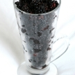 Glass of Blackberries - Healthy Concept