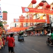 BANGKOK, - JANUARY 23 : Chinese New Year 2012 - Celebrations in