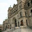 Parliament Buildings, Victoria, BC, Canada