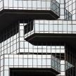 High Rise Building - Hong Kong City, Asia