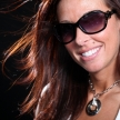 Beautiful Woman Wearing Sunglasses
