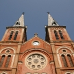 Notre Dame, Ho Chi Minh, Vietnam
