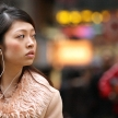 Asian Woman, Hong Kong City, Asia