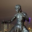 Bruce Lee - Avenue of Stars, Hong Kong