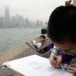 School Field Trip- Hong Kong City, Asia