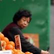 Fruit Vendor - Hong Kong City, Asia