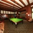 Snooker Room - Hatley Castle, Victoria, BC, Canada