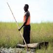 Fisherman - Lake Anapa - Uganda, Africa
