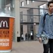 McDonalds Coffee - Vancouver Library