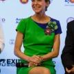 BANGKOK - FEBRUARY 19 2014: US Ambassador Kristie Kenney at MTV