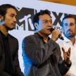BANGKOK - FEBRUARY 19 2014: MTV Exit Press Conference held in Ce
