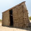 Basic Mud Hut at Katima Mulio - Namibia