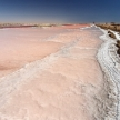 Salt Works in Namibia