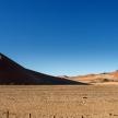 Sand Dunes at Sossusvlei, Namibia