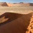 Sand Dune No. 45 at Sossusvlei, Namibia