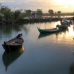 Sunset - Phetchaburi, Thailand