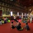Wat Mahathat Worawihan Temple, Thailand