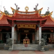 Chinese Temple in Phuket, Thailand