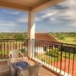 Luxury Hotel Room Balcony, Uganda, Africa