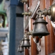 Door Bells - Sri Srinivasa Temple, Singapore