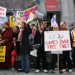 Tibetan Freedom Protest , Vancouver, Canada (March 22nd 2008)
