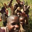 Local Children - Uganda, Africa