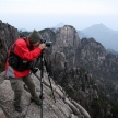Huangshan Mountain, China