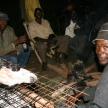 BBQ - Fresh Goat, Uganda