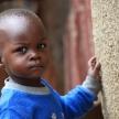 Small Child - Uganda, Africa