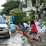 Floods, Bangkok (17th Nov 2011)