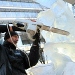 Ice Sculpture Festival, UK (13th Jan 2011)