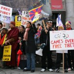 Tibet Protest, Vancouver (22nd Mar 2008)