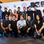 MTV Exit Press Conference, Bangkok