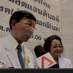 VIDEO : Ebola Press Conference at Siriraj Hospital, Bangkok, Thailand