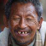 Burma - Chin People