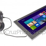 Canon6DCameraToSonyTap11Tablet
